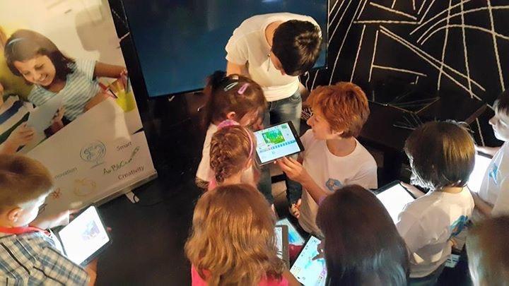 Samsung workshop za deca 2