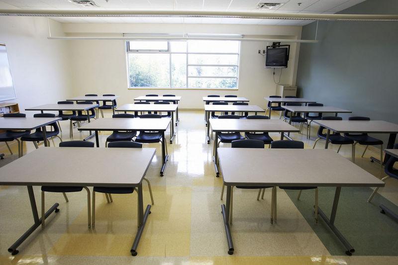 empty-classroom
