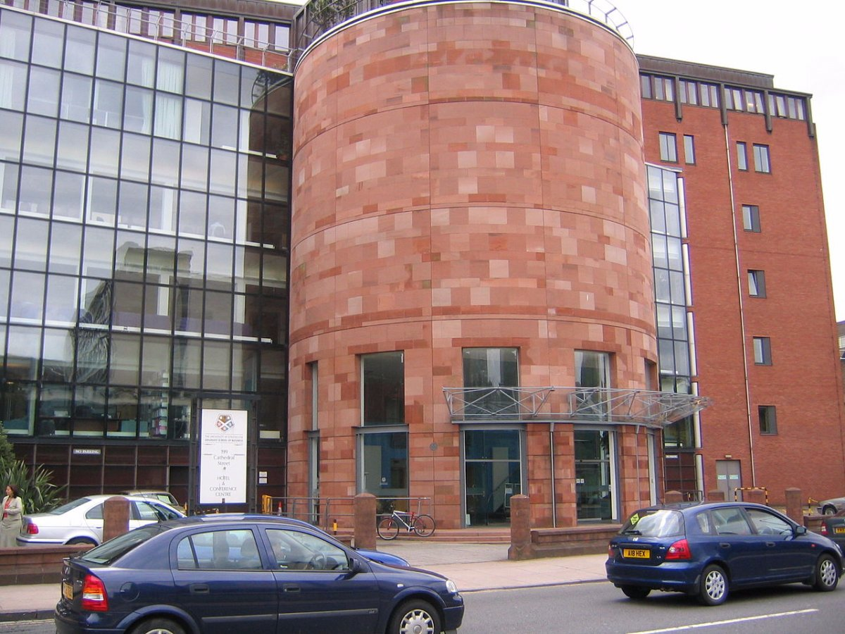 4: Strathclyde University – 3.1%. Located in Glasgow, Strathclyde University is more than 200 years old and has over 21,000 students.