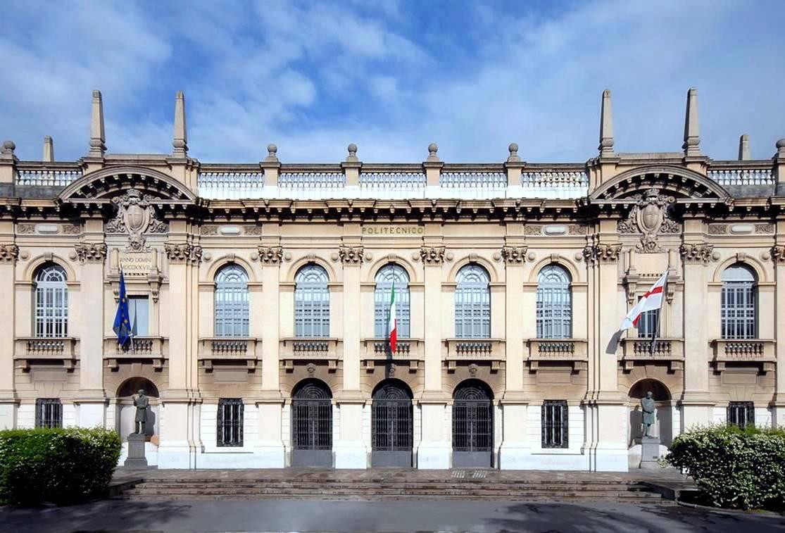 Main Building Politecnico di Milano