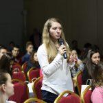 """400 ученици и студенти  се включиха в  кариерния форум  """"Професиите на бъдещето"""""""