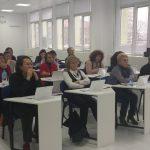 Над 1000 учители от цялата страна бяха обучени за работа в Smart класни стаи