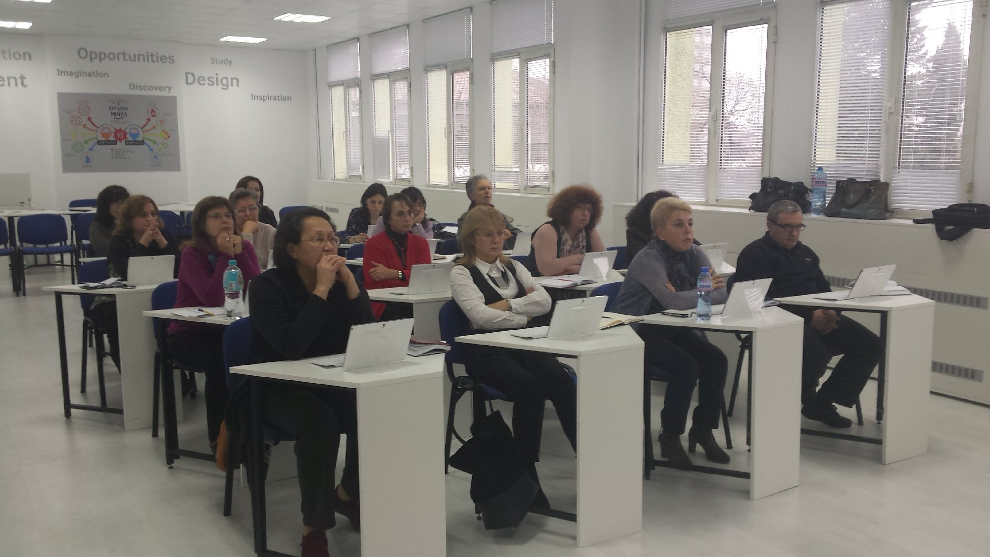 Samsung Teachers Trainings 1