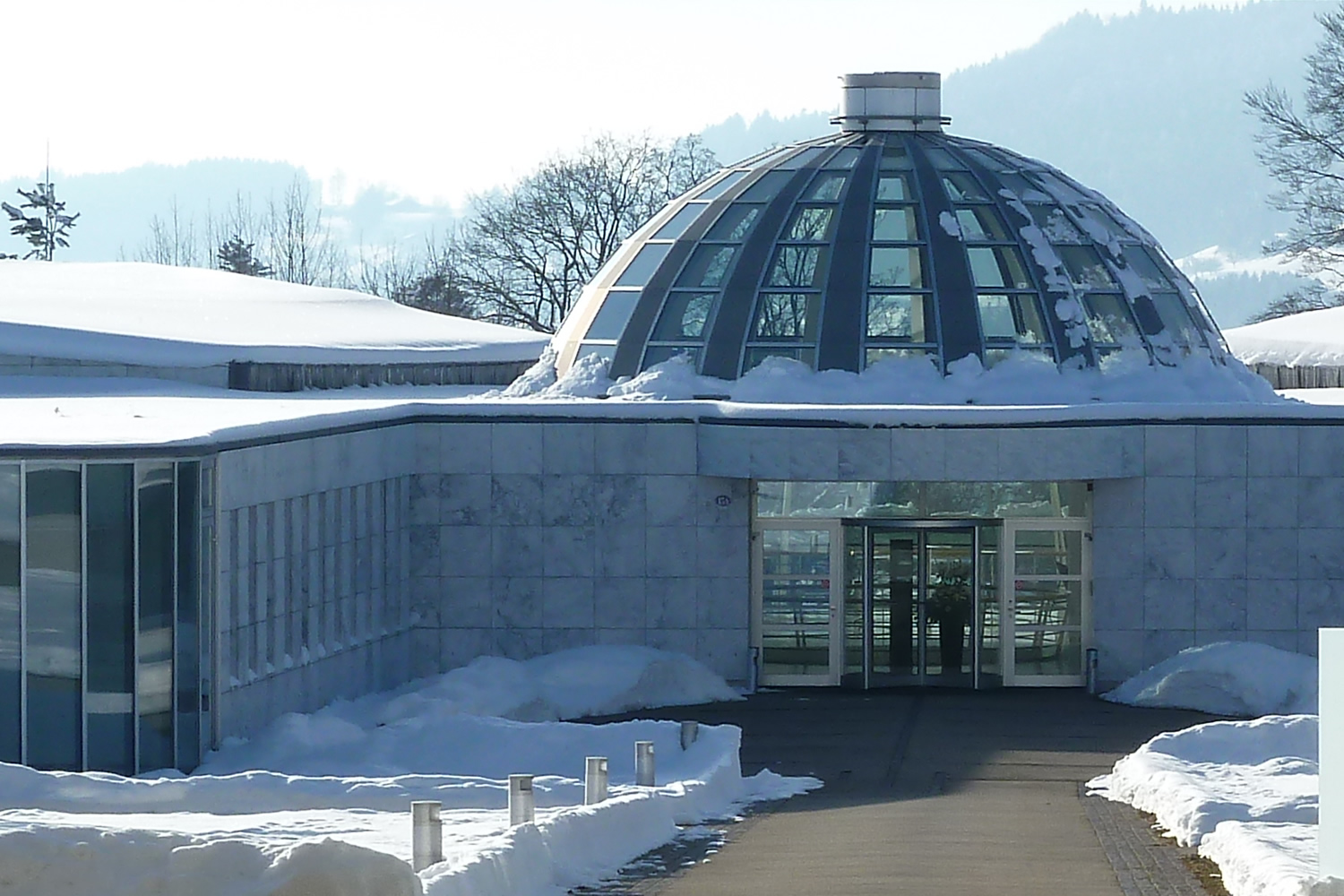 University of St. Gallen Convention and Executive Education Center