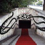Филмов подлез краси центъра на София