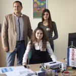 """Ученици и студенти станаха """"Мениджъри за един ден"""" в Бош"""