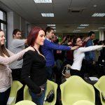 80 студенти участваха в обучение по предприемачество