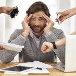 Стресът блокира мозъка и сетивата