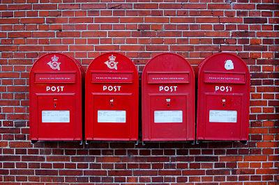 Post Danmark opt