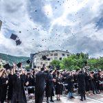 Американският университет в България връчи дипломите на абсолвенти от 23 випуск