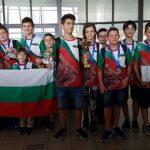 Малките ни математици се завърнаха с 19 медала от Малайзия