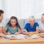 Защо не трябва да пишете домашните на децата си