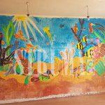 Учителка от Петричко превръща училище в произведение на изкуството