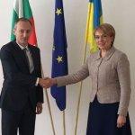 България и Украйна се договориха за разширяване на изучаването на български език в украинските училища