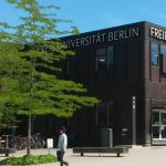 Международните студенти в  Германия