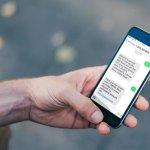 Първият SMS е изпратен преди 25 години