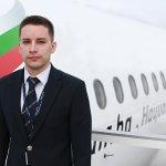 Как се става пилот на Airbus A320 разказва млад българин + Видео