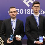 Български ученици разработиха мобилно приложение за Е-тата в хранителните продукти