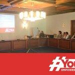 """Кока-Кола представи образователната си инициатива  """"Дай старт на успеха"""" пред европейски делегати"""