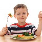 Научете децата си да се хранят здравословно!