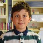 Интервю с олимпиец – 11-годишен ученик с 50 медала от математически състезания