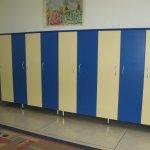 Осигурени са над 2 млн. лева за ученически шкафчета