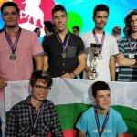 Български гимназисти завоюваха 8 медала и 2 купи