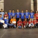 12 златни, 6 сребърни медала и 3 купи за СМГ от WMTC 2018