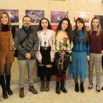Млади фотографи заснеха десетки читалища и подредиха красива изложба