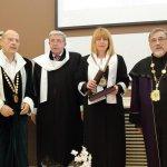 Фандъкова стана доктор хонорис кауза на Медицинския университет