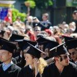 Президентът Румен Радев отправи пожелания към 25-ия випуск на Американския университет в България