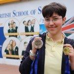 Ученичка от Британско училище в София е втора в света на олимпиада по английски език