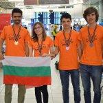 Пет медала завоюваха българските ученици на европейската олимпиада по Физика