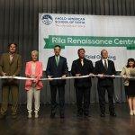 Откриха център за изкуства в Англо-Американско училище в София