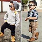 Трябва ли да обличаме децата със скъпи дрехи?