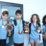 Учениците от СМГ се завърнаха със златните медали от Хонконг