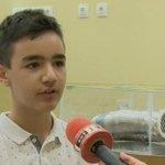 Ученик от Русе разработва система за пречистване на замърсен въздух
