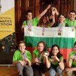 Със злато се завърнаха бургаските математици от състезание в Южна Африка