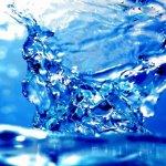 Задържайте минералната вода под езика за няколко секунди!