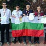 6 медала за българските ученици по астрономия от Международната олимпиада