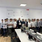 Втора обновена лаборатория в гимназия в Пловдив