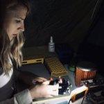 Велислава Петрова, която откри как шарката изтрива имунитета
