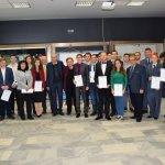 """Фондация """"Еврика"""" връчи стипендии на 48 изявени ученици и студенти по природни науки (снимки)"""