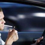 Защо пушенето в колата е опасно?