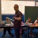 Млад учител е предложен за най-високото отличие в образованието