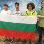 България спечели 4 медала от олимпиада по биология в Япония