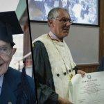 Най-възрастният студент: 96-годишен италианец завърши университет