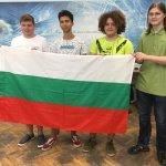 Български ученици спечелиха бронзови медали от Международна олимпиада по биология