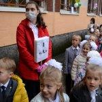 Учебната година в Русия започна без празненства