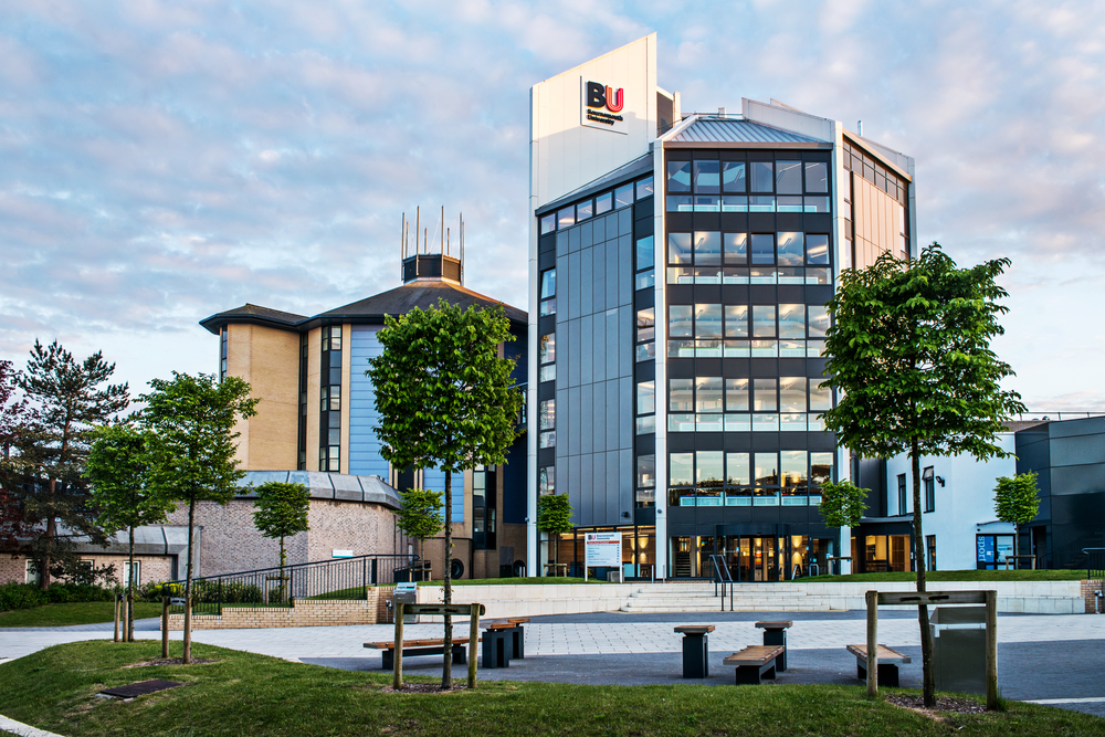 Bournemouth University Building